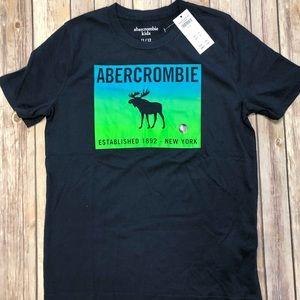 Abercrombie kids t-shirt boys size 11/12